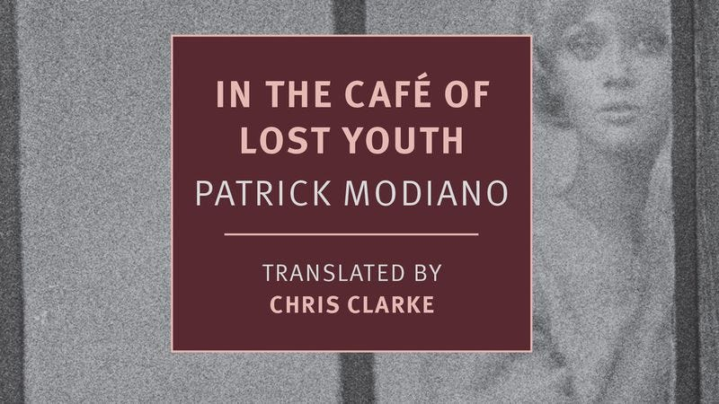 Illustration for article titled Nobel laureate Patrick Modiano's In The Café Of Lost Youth searches the past