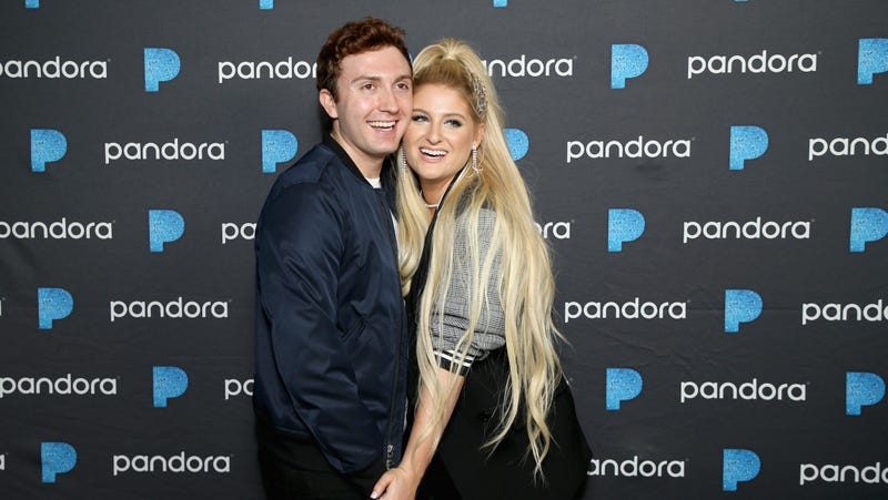 Illustration for article titled Meghan Trainor Has Married the Kid From Spy Kids and Is Excited to Say the Word 'Hubby'