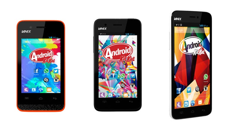 Illustration for article titled Los nuevos Android baratos de Lanix se estrenan en México