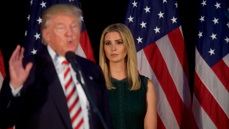 Donald Trump's Creepy Ogling Of His Daughter Happened More Than You Think