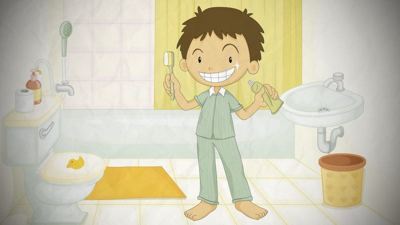 An Adult's Guide to Hygiene (for Those Who Weren't Taught Growing Up)