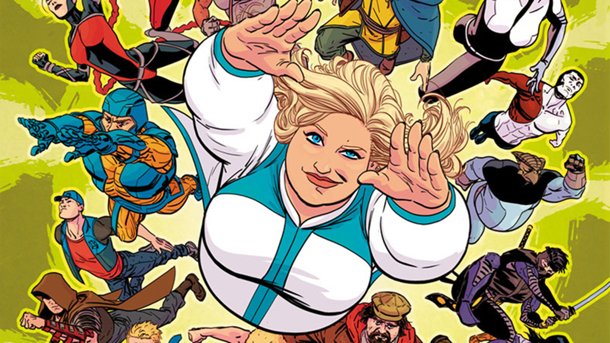 The Most Spectacular New Comics You Should Stay Inside and
