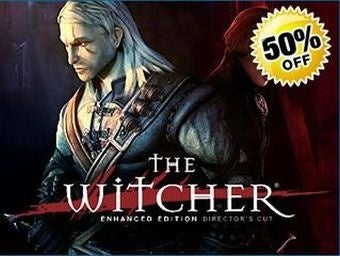 Illustration for article titled Merry X-mas: Get The Witcher For $20