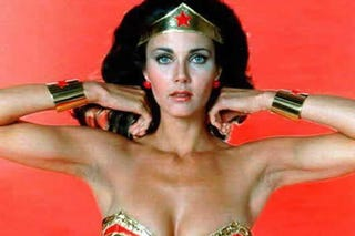 Illustration for article titled Lynda Carter - Out Of Touch Or Knows Something We Don't?