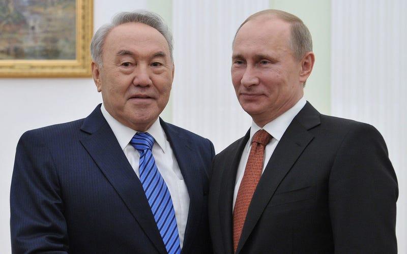 Illustration for article titled A Kreml üzeni Asztanának