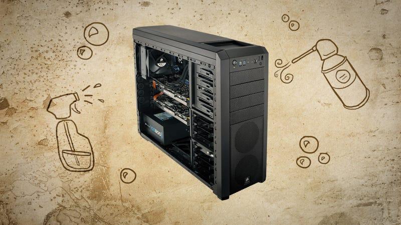 Illustration for article titled How Often Do You Clean Inside Your Desktop Computer?