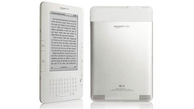 Kindle Vs Sony Reader: The History Of Amazon's Kindle So Far