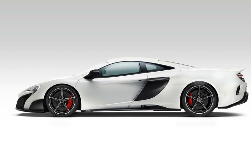 Illustration for article titled 675LT That's Actually an LT Pt. II