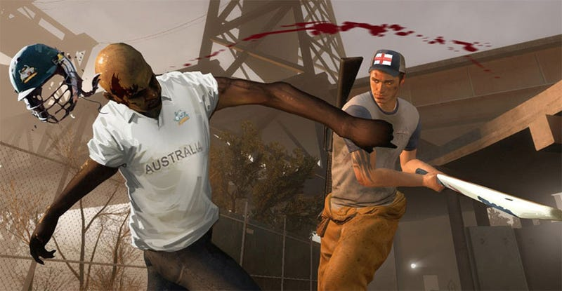 Illustration for article titled Left 4 Dead 2 Lets You Play A Bit Of Zombie Cricket