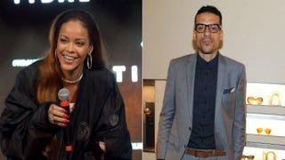 Rihanna; Matt BarnesJason Kempin/Getty Images;Angela Weiss/Getty Images