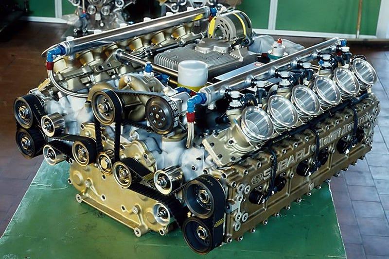 Subaru formula 1
