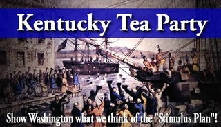 Illustration for article titled America's Tea Party: Still Active, Still a Bunch of Dicks