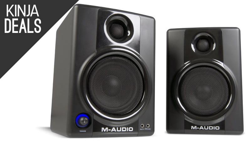 Illustration for article titled Save Nearly 50% on These High-End Computer Speakers