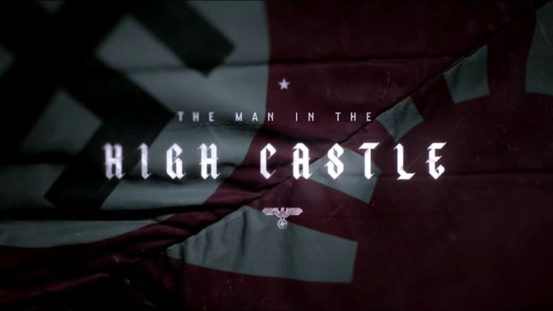Illustration for article titled The Man in the High Castle pilot is streaming on Amazon