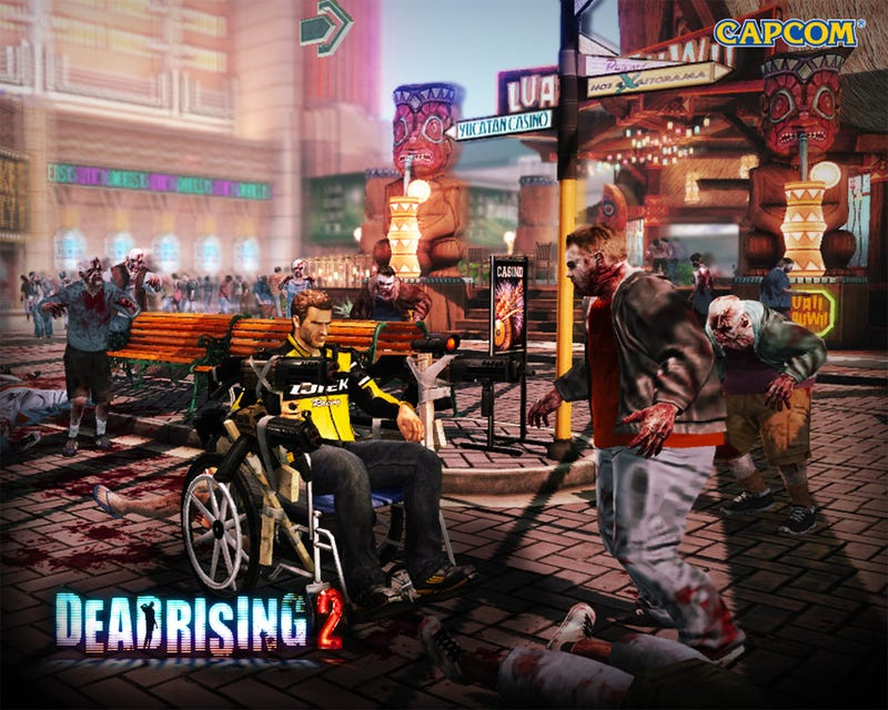Illustration for article titled Review: Dead Rising 2