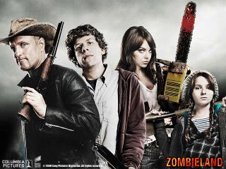 Illustration for article titled Sony Really Wants to Make Zombieland 2 Soon