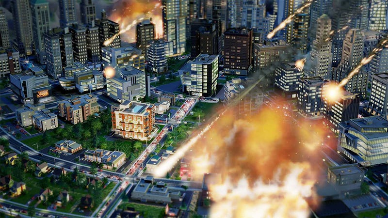 Illustration for article titled SimCity Launch Plagued by Locked Games, Download Issues and Server Queues