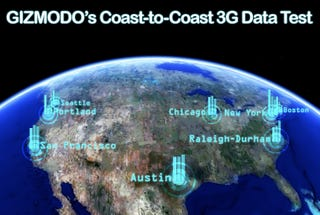 Illustration for article titled The Definitive Coast-to-Coast 3G Data Test