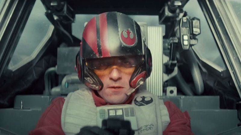 """Illustration for article titled The Star Wars teaser is on pace to become """"the most viewed trailer of all time"""""""