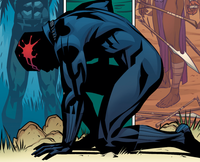 Illustration for article titled Spoiler Space: More from Ta-Nehisi Coates on Black Panther