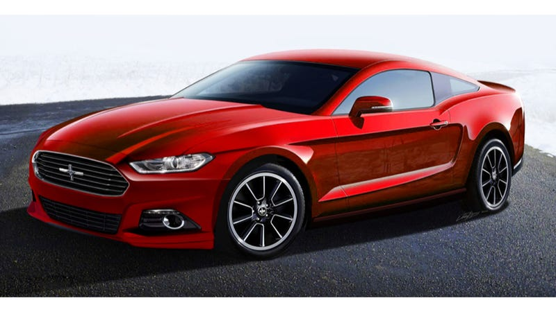 Illustration for article titled Facebook Page Claims 1,000 Next-Gen Mustangs Will Be 2014 1/2 Models (UPDATED)