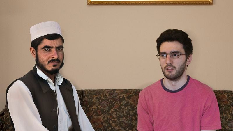 Sayed said that he stopped radicalizing his idiot friend because Alibek would have ended up blowing both of them up.