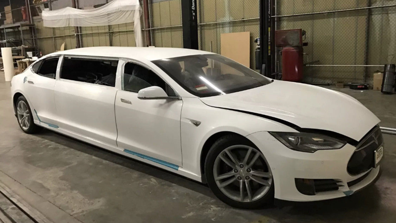 Tesla model s for sale ebay