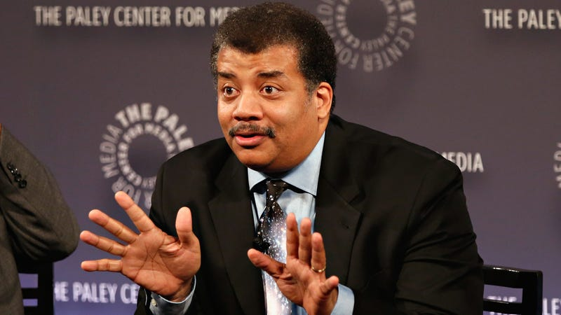 Illustration for article titled Why Isn'tNeil deGrasse Tyson the King of America?
