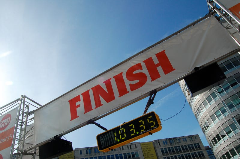 Illustration for article titled Philadelphia Hosts World's Shortest Running Event
