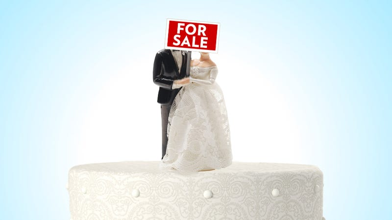 Illustration for article titled Getting Married? Just Buy Someone Else's Cancelled Wedding on the Cheap