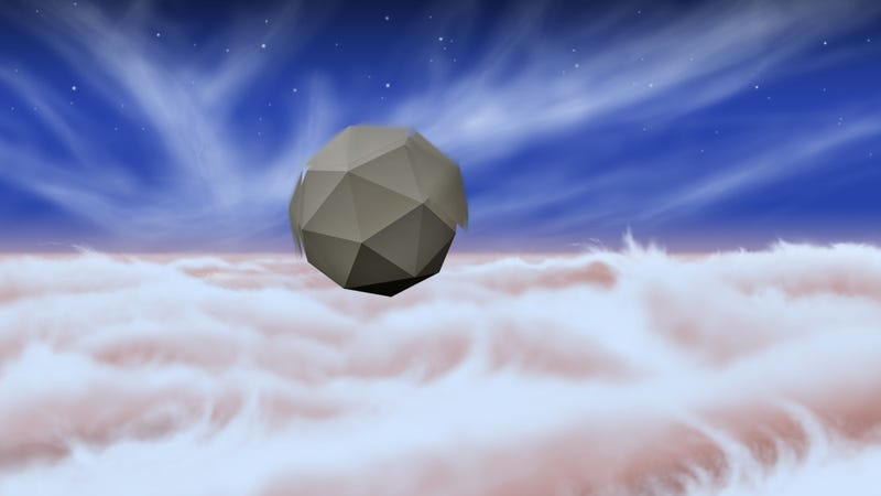 Illustration for article titled NASA's Windbot Drone Would Sail Forever Around Jupiter