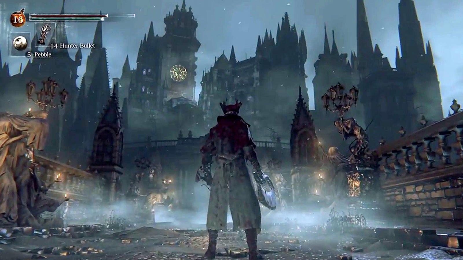 Seis minutos de juego de Bloodborne bastan para querer que llegue ya
