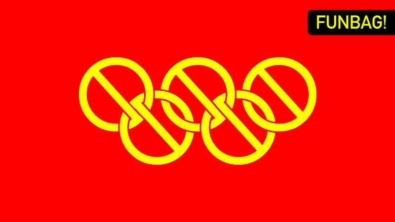 Illustration for article titled Why You Will Never See Another Big Olympic Boycott