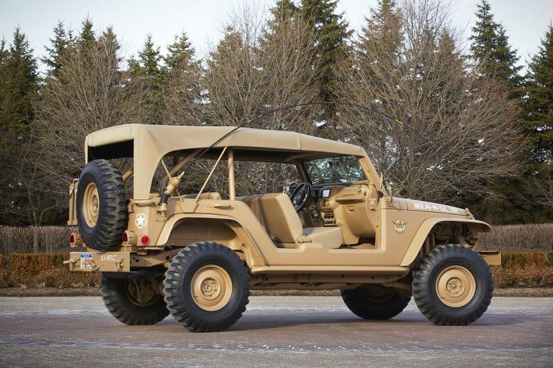 Illustration for article titled Easter Jeep Safari