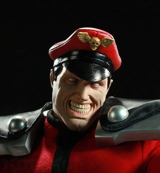 Illustration for article titled My, M. Bison, What Big...Teeth You Have