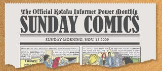 Illustration for article titled Sunday Comics