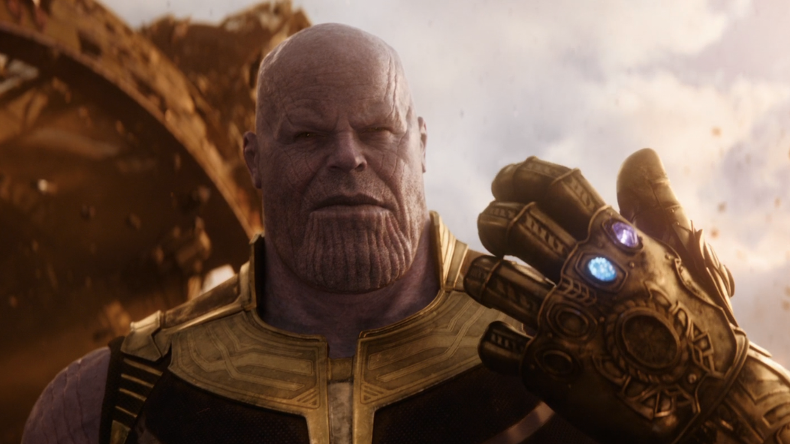 Yes, Thanos Is Hot
