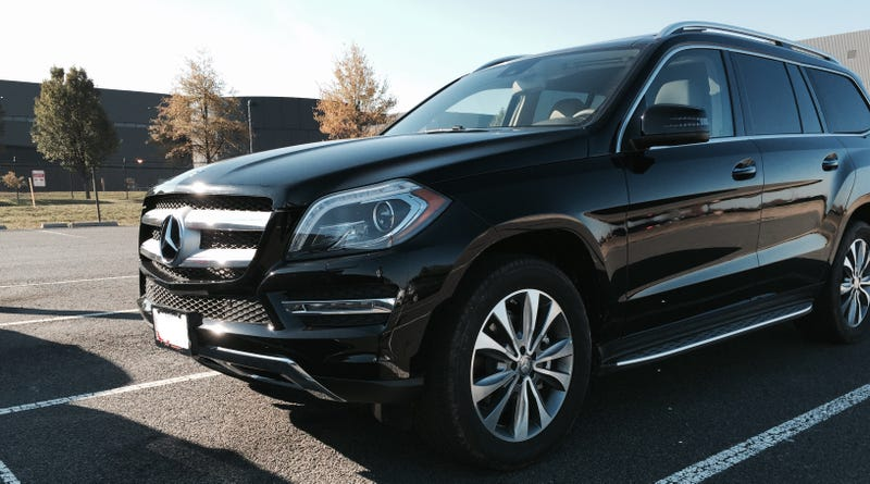 2015 Mercedes Benz Gl350 4matic Bluetec The Oppo Review