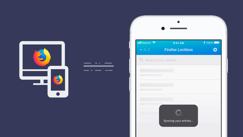 The iOS 'Lockbox' App Lets Firefox Users Pull Up Their Passwords Quickly