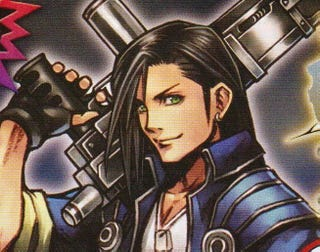 Illustration for article titled Final Fantasy VIII's Other Main Character Joins Dissidia Duodecim