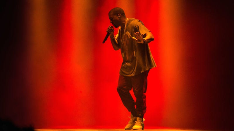 Kanye West sues Lloyd's of London over cancelled tour