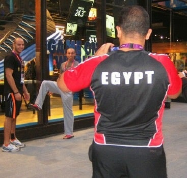Illustration for article titled Instead Of Nike Gear, Egypt Gave Its Olympic Athletes Chinese Knockoffs
