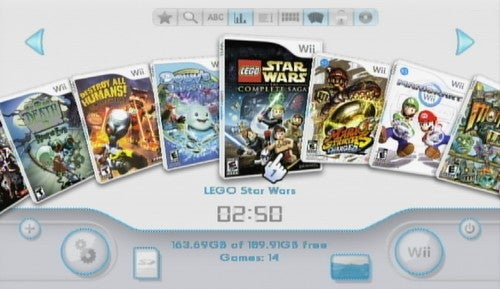 how to back up and play your wii games from an external hard drive rh lifehacker com Wii Backup Manager 64-Bit Wii Backup Launcher Logo