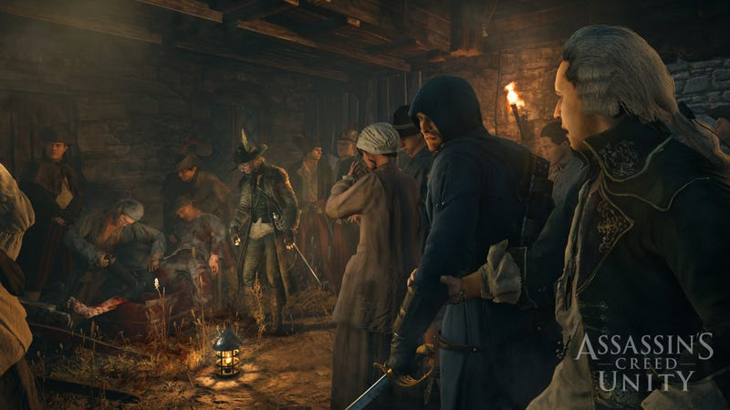 Illustration for article titled Ubisoft Explains Why Assasin's Creed Unity Isn't 1080p