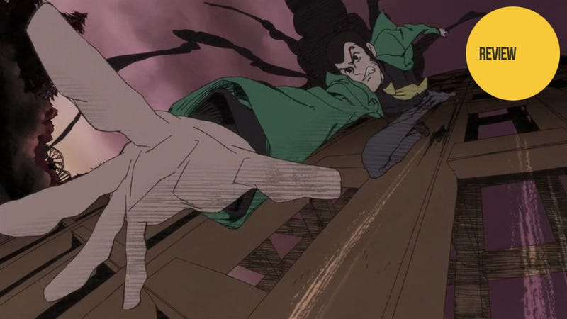 Illustration for article titled The Beauty of the New Lupin III Series is Far More Than Skin Deep