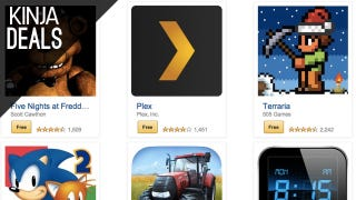 Illustration for article titled Amazon's Giving Away 40 Premium Android Apps and Games for Christmas