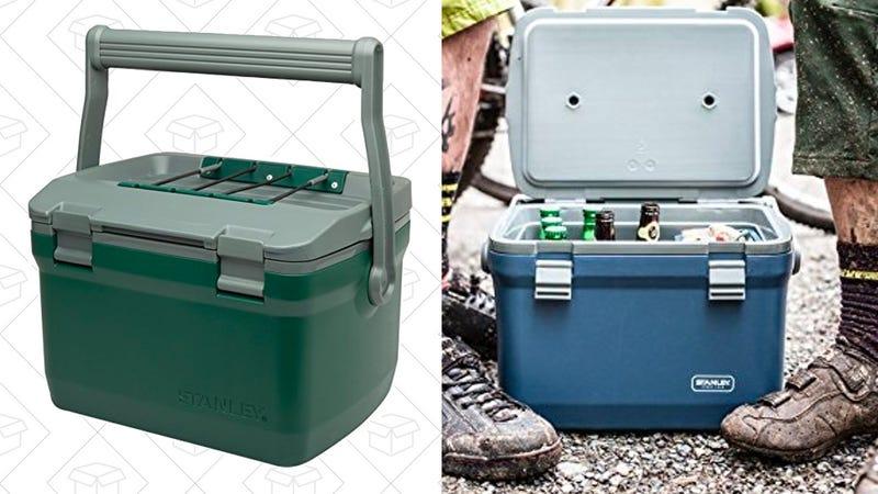 Stanley Adventure Cooler 16QT Green | $40 | Amazon