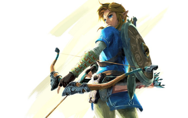 Illustration for article titled The Legend of Zelda: Breath of the Wild E3 Demo Was Hiding Secret Messages