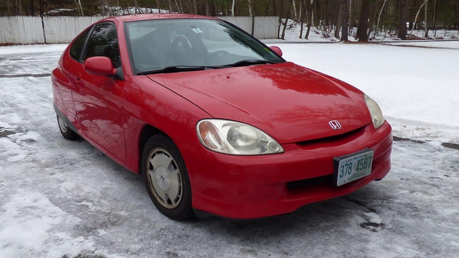 2001 Honda Insight Review