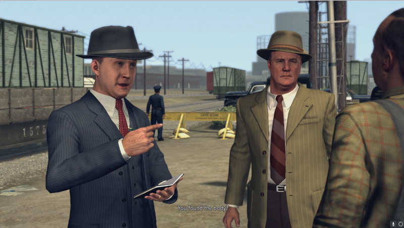 Illustration for article titled L.A. Noire's Homicide Investigations Were Some Of The Best
